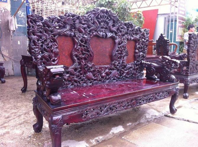 Thanh lý ghế gỗ